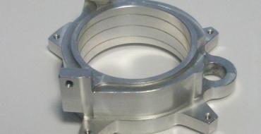 Piezas de Aluminio
